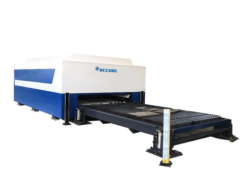 cnc video laser cutting machine