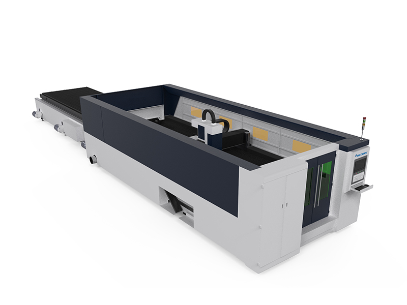 laser beam cutting machine