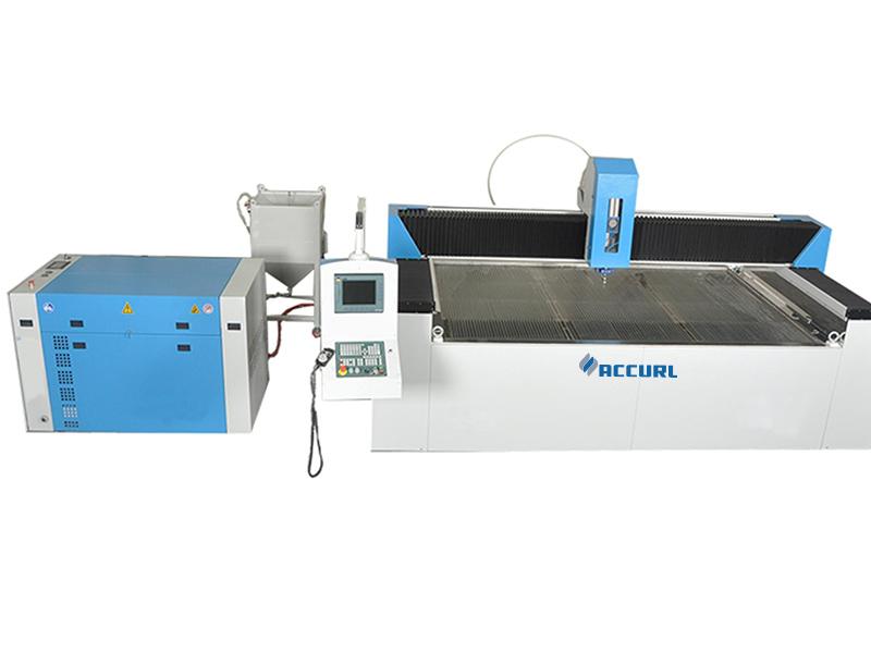 water jet tile cutting machine